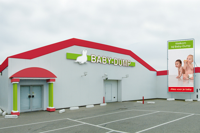 Baby-Dump Eindhoven | Baby-Dump