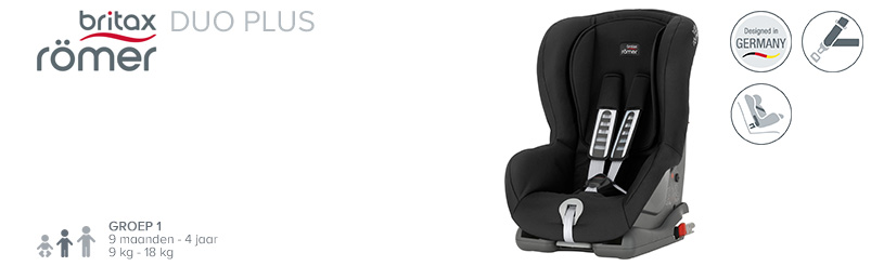 Römer Duo Plus Isofix
