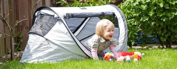 Deryan Travel-Cot Baby Luxe