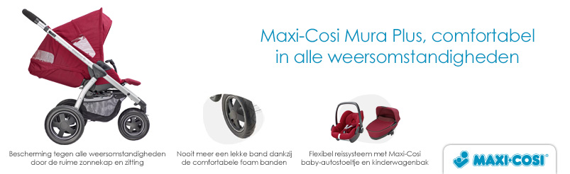 Maxi-Cosi Mura Plus 4