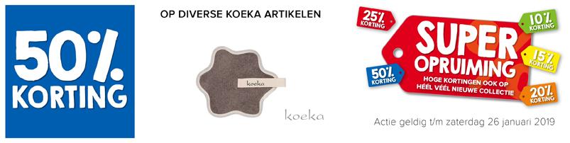 Koeka  Bedtextiel