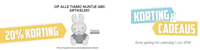 Tiamo Nijntje ABC