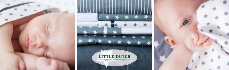 Little Dutch Lakens  70 x 100