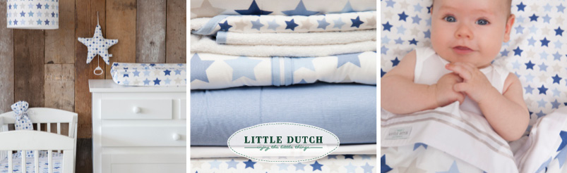 Little Dutch Laken  110 x 140 cm