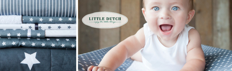Little Dutch Deken  70 x 100 cm