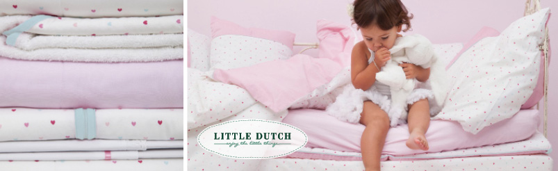 Little Dutch Deken  70 x 100 cm