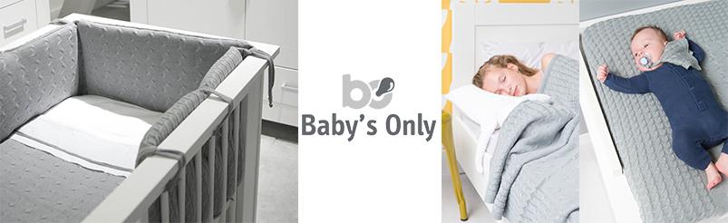 Baby's Only Kabel  Lichtgrijs