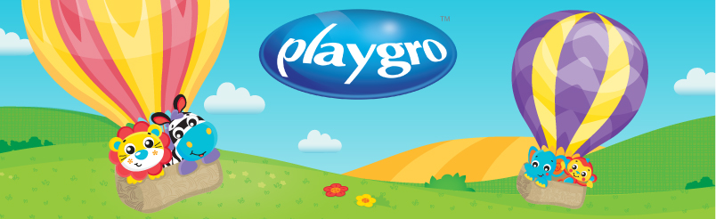 Speelkleed  Playgro