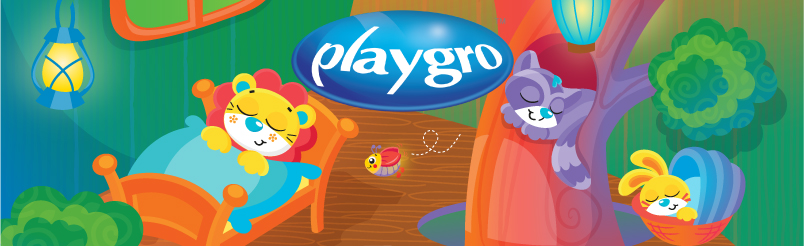 Playgro Music & Light Mobile Deluxe