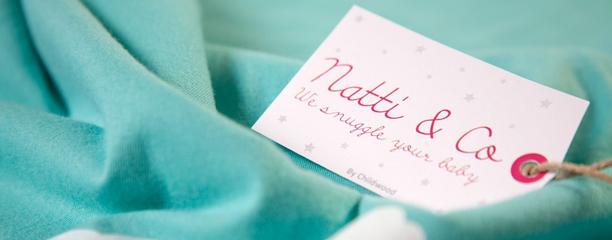 Natti & Co Lakens  100 x 150 cm
