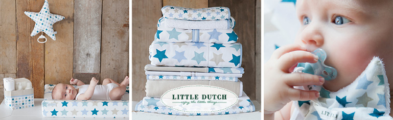 Little Dutch  Mixed Stars Mint