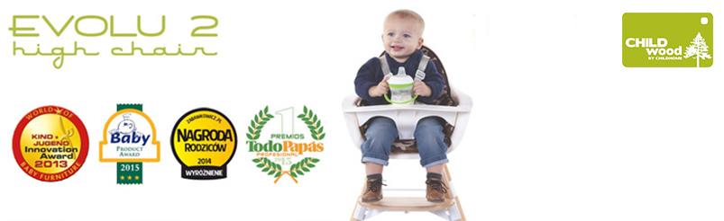 Childwood Evolu 2 Chair