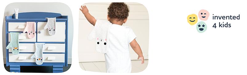 Invented 4 Kids Baby Shower Glove