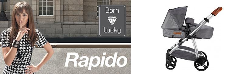 Born Lucky Rapido Combi