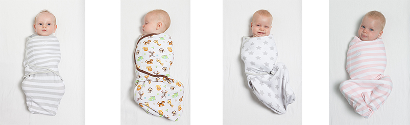 SwaddleMe  Small Print
