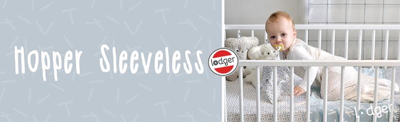 Lodger Zomer Hopper Sleeveless Solid