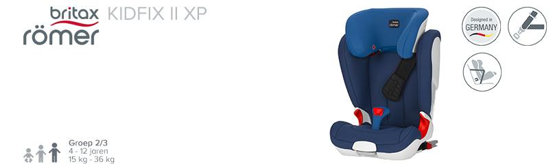 Römer Kidfix II XP