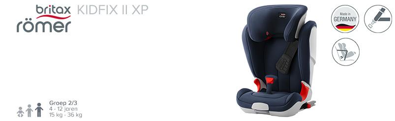 Römer Kidfix II XP Trendline