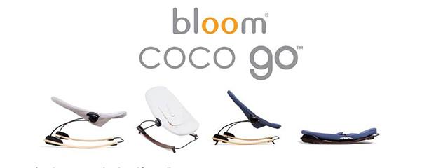 Bloom Coco Go Lounger Naturel