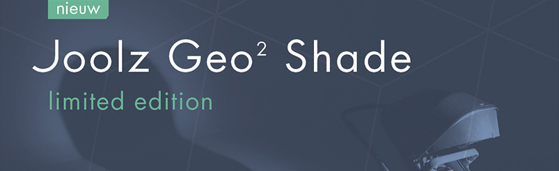 Joolz Geo2 Shade Limited Edition Inclusief Deken