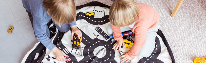 Speelgoedtas  Play&Go