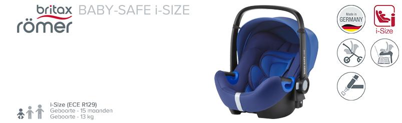 Römer Baby-Safe i-Size