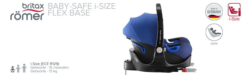 Römer Baby-Safe2 i-Size Trendline Set (Autostoel