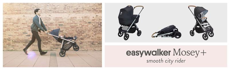 Easywalker Mosey+ Accessoires