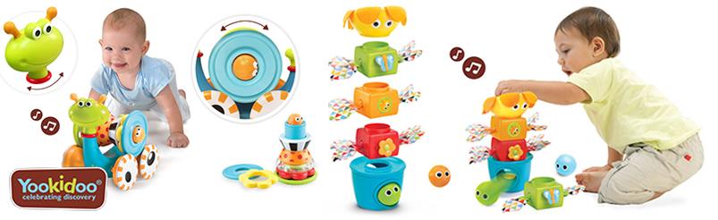 Yookidoo Speelgoed