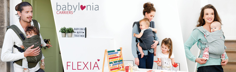 Babylonia Flexia Soft Structured Carrier