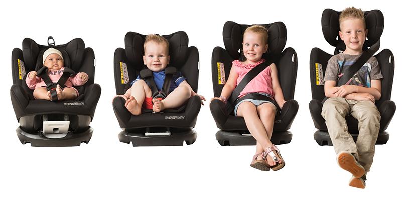Titanium Baby i Safety ! Kai Groep 0-1-2-3