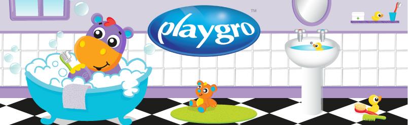 Playgro Bad Speelgoed