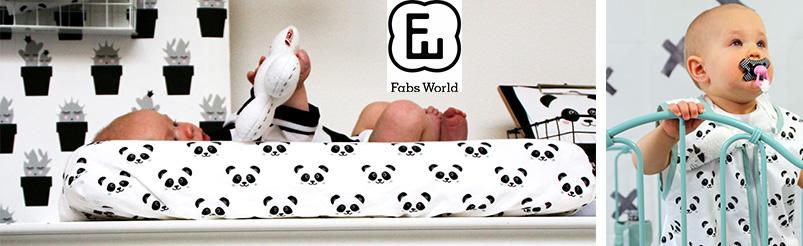 Fabs World Panda Jade