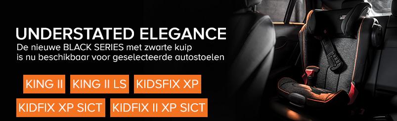 Römer Kidfix XP Sict Black Serie