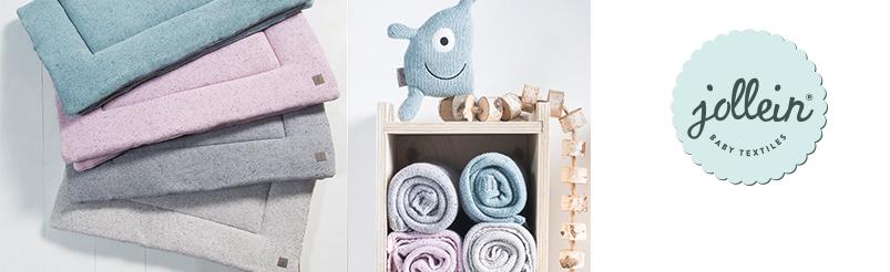 Jollein Confetti Knit Grey