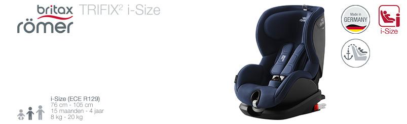 Römer Trifix2 i-Size Marble Black Serie