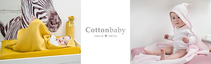 Cottonbaby  Soft Lichtgrijs