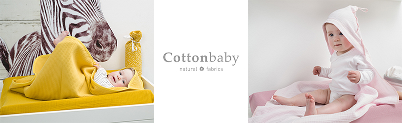 Cottonbaby  Soft Roze