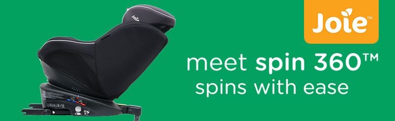 Joie Spin 360™