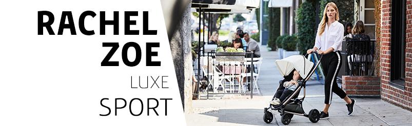 Quinny Zapp Flex Plus Rachel Zoe Luxe Sport Edition