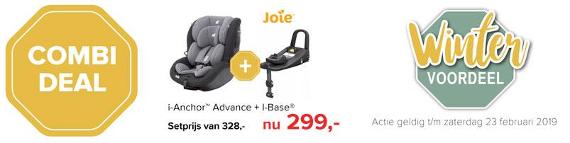 Joie i-Anchor™ Advance