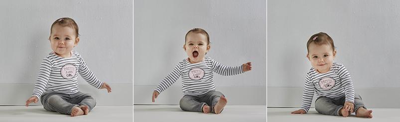 Babylook Diversen Wink