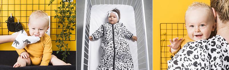 Jollein Winter Leopard