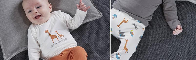 Babylook T-Shirt Animals