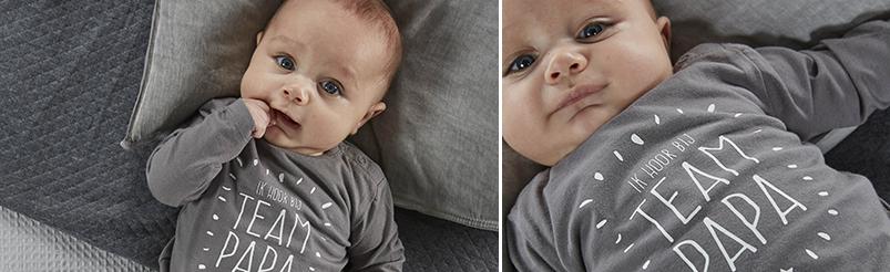 Babylook T-Shirt Stripe