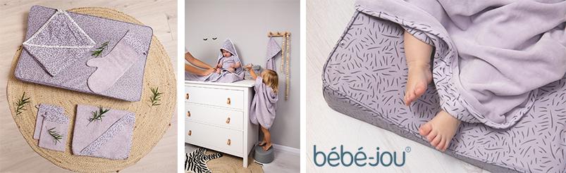 Bébé-Jou Fabulous Zebra