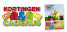 Kortingen & Cadeaus