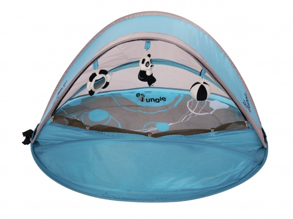 Bo Jungle B-Play Nest Pop up Bed Blauw