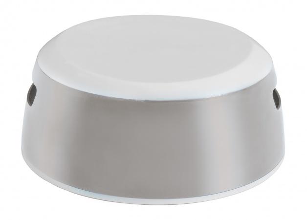 Luma Opstap Sparkling Silver
