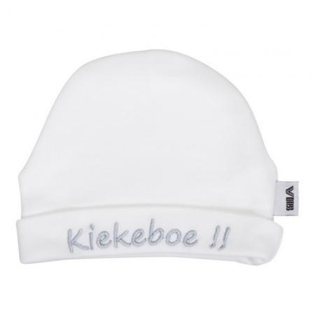 VIB Muts Kiekeboe Wit